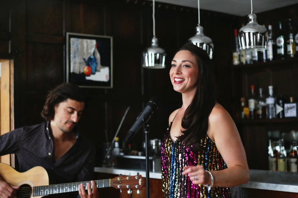 Acoustic Duo for weddings